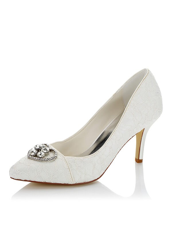 Cheap Net Wedding Shoes SW0162341I