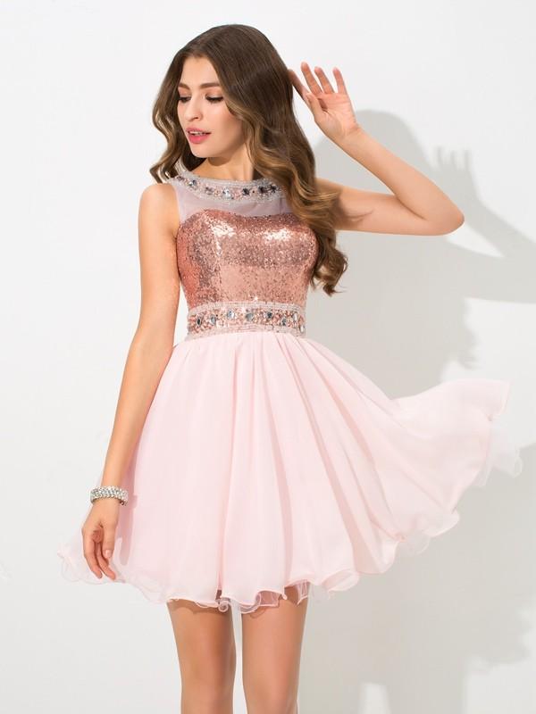Prom Sequin Formal Dresses
