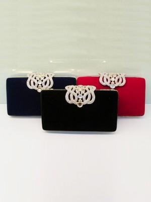 Rhinestones Evening Handbags BB001142LA7