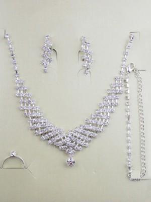 Necklaces Earrings Set TDRESS27
