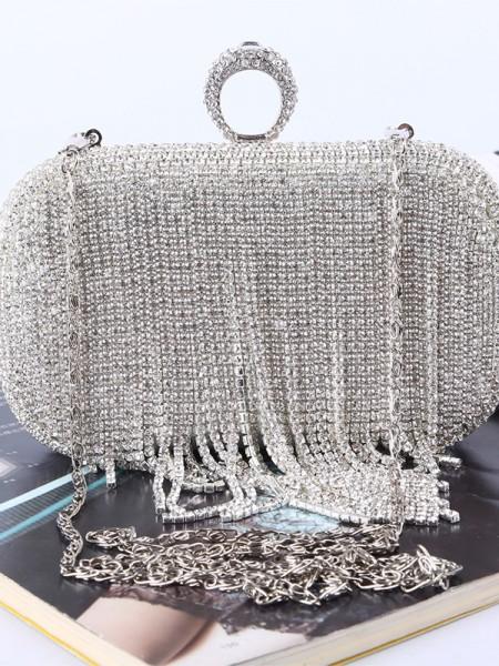 Luxurious Rhinestone Handbags