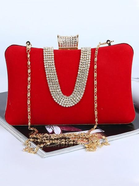 Mini Velvet Handbags
