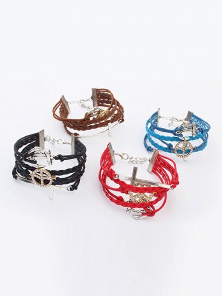 Cruciate woven Bracelets J0100473JR