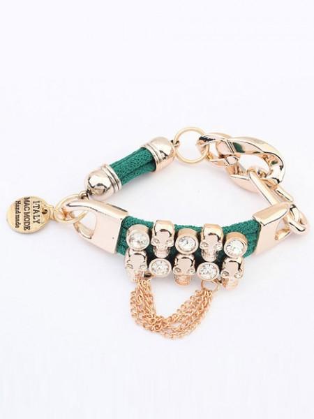 Hyperbolic Skull Bracelets J1103992JR