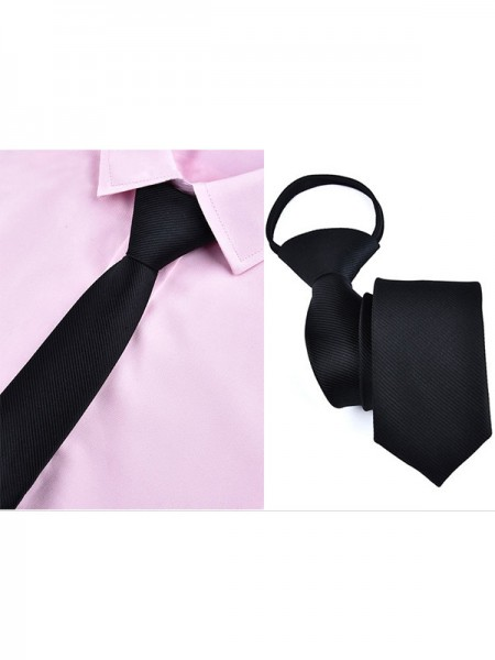 Classic Style Polyester Tie