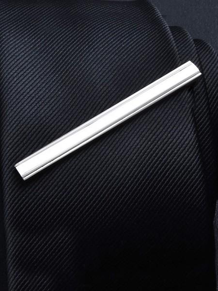 Simple Copper Tie Clip