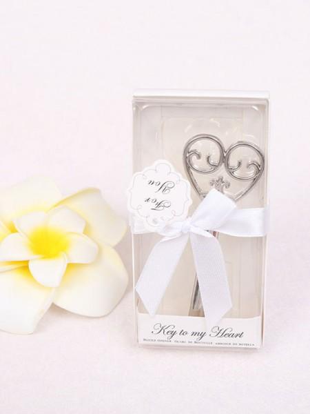 Wedding Gifts-Stunning Stainless Steel Corkscrews(5 Pieces)