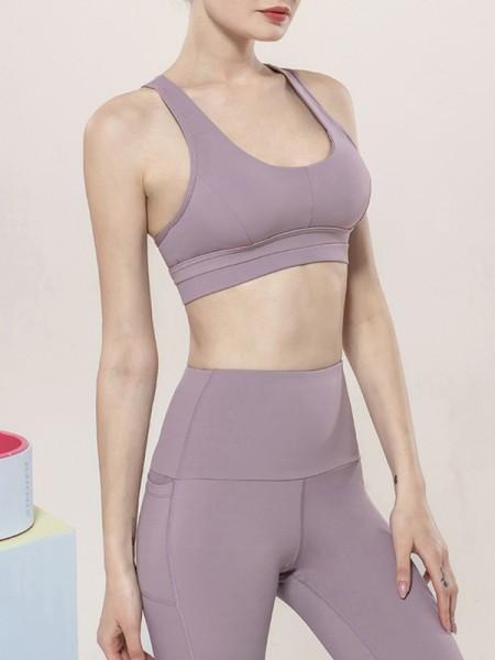 Pretty Nylon Yoga Bras