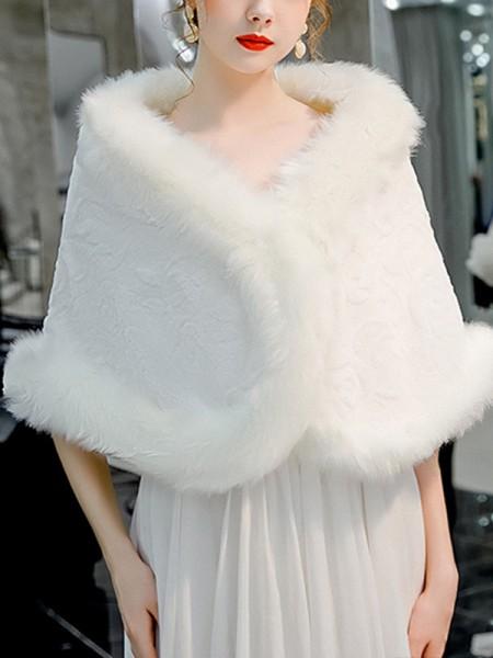 Exquisite Polyester Wedding Wraps