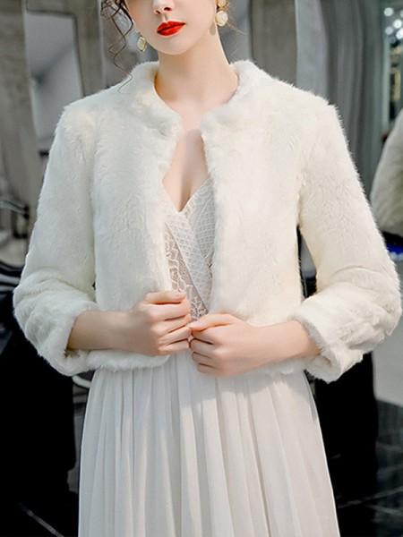 Soft Polyester Wedding Wraps