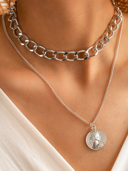 Perfect Alloy Necklaces