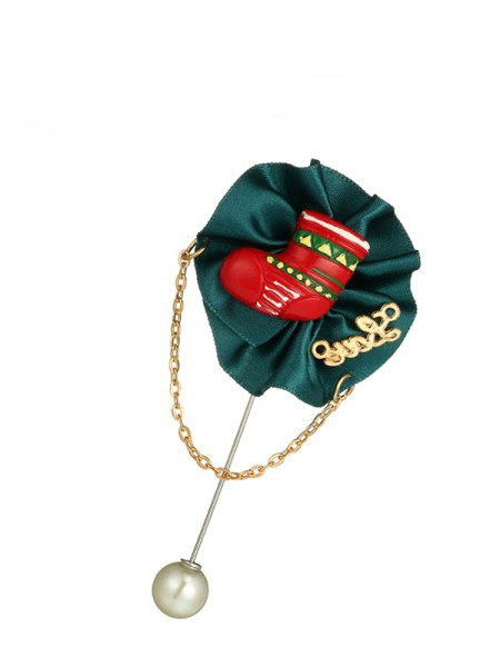 Christams New Hot Flower Alloy Brooches