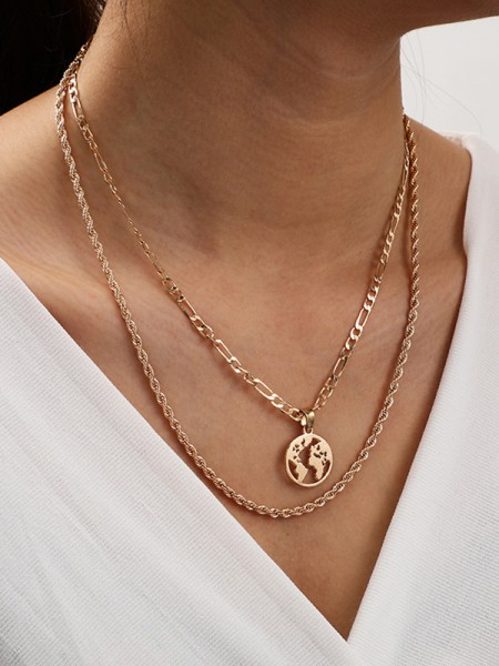 Stunning Alloy Necklaces