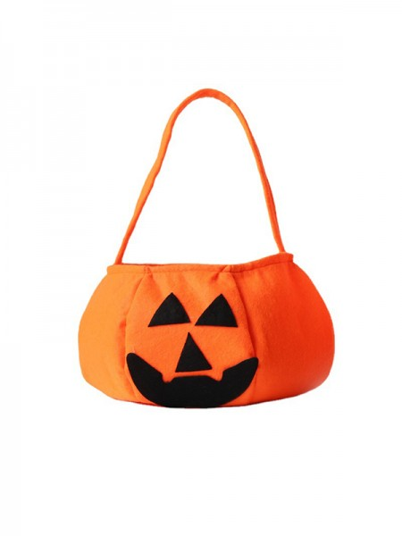 Halloween Lovely Nonwoven Fabric Hangbags For Children