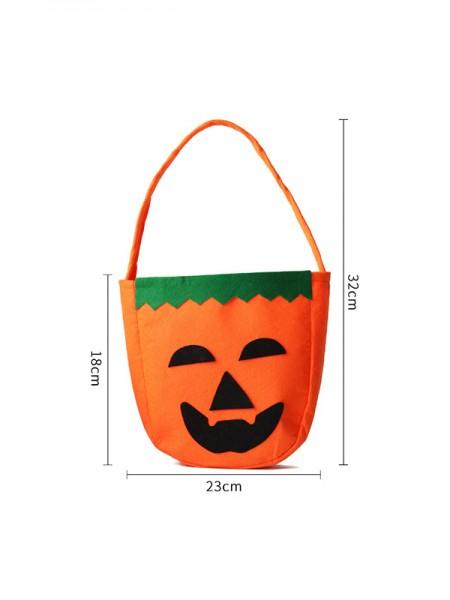 Halloween Fancy Nonwoven Fabric Hangbags For Children