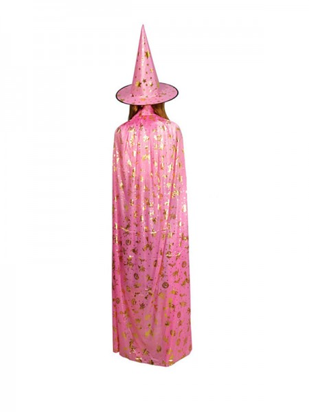 Halloween Pretty Cloth Cloak For Children(Without Hat)