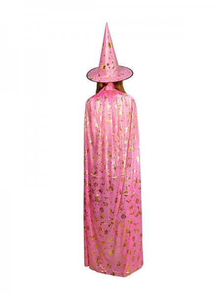 Halloween Fancy Cloth Cloak For Children(Without Hat)