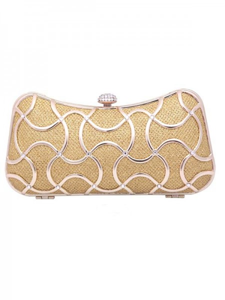 Elegant Imitação de Diamante Party/Evening Bags
